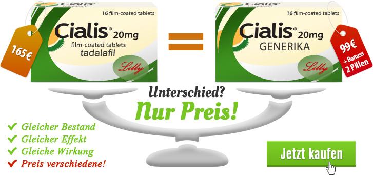 Cialis Preis Generika Original