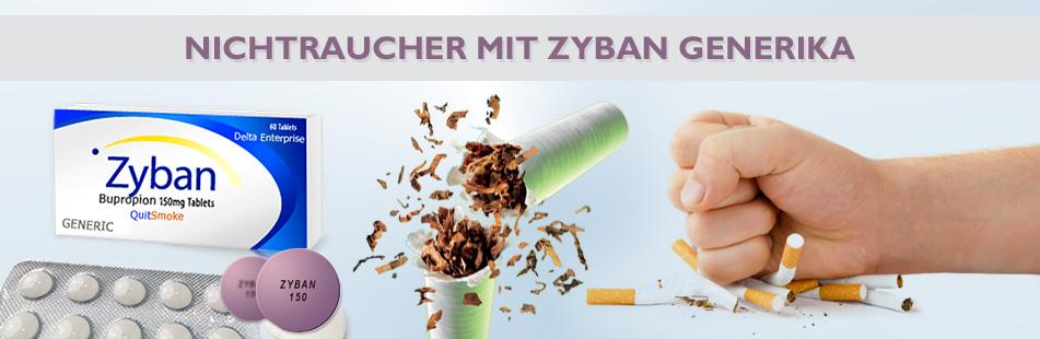 Nichtraucher Zyban