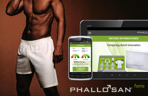 Phallosan Forte App Iphone und Android