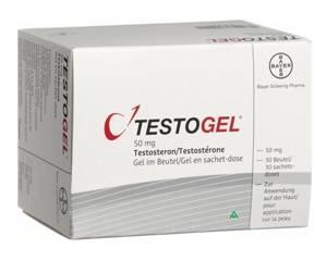 Testogel von Bayer 50mg
