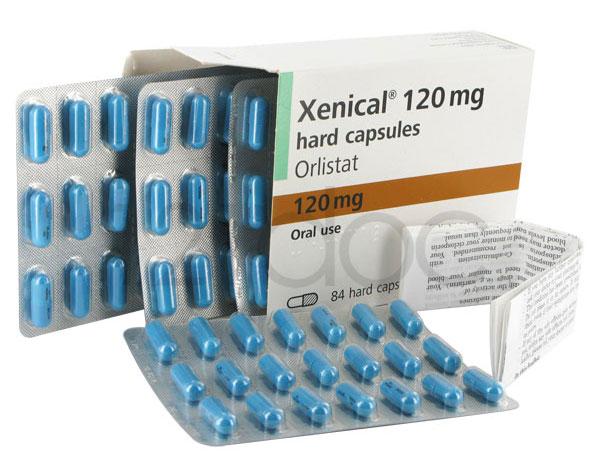 Xenical Orlistat Diätpillen zum Schnell abnehmen
